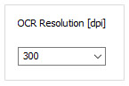 Maximum Resolution in DPI